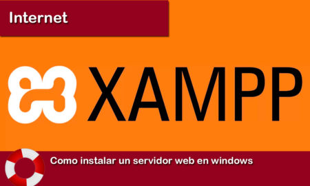 Como instalar un servidor web en windows
