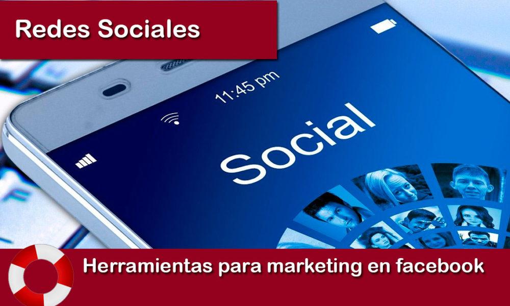 Herramientas de facebook para marketing